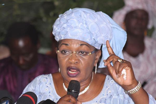 PDS Quand Aïda Mbodj crache ses quatre vérités en plein Comité Directeur du parti…