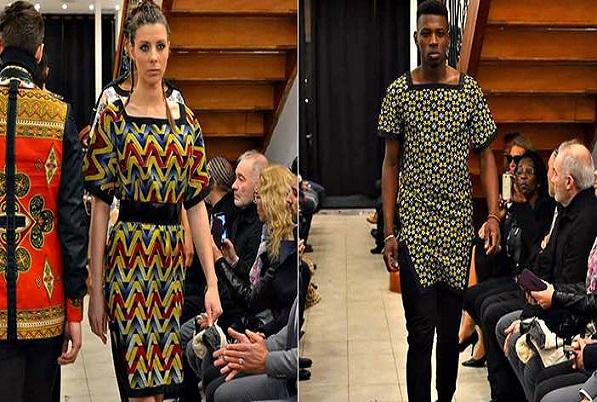 Enracinement et ouverture Wazal Couture se fait un chemin en Europe avec la matière africaine
