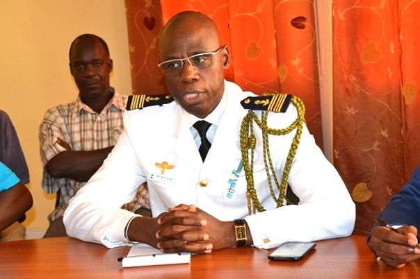 Surveillance des pêches Le Capitaine de vaisseaux, Mamadou Ndiaye juge les moyens insuffisants