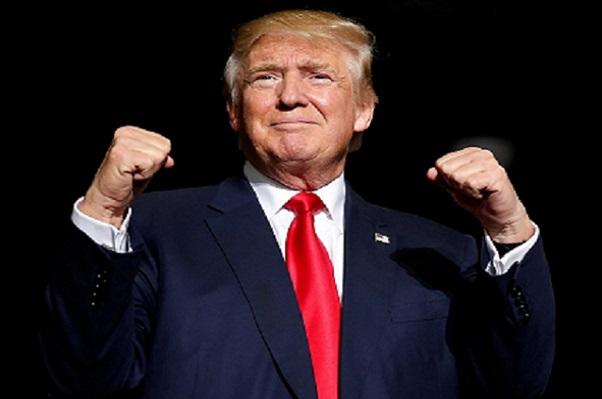 USA Donald Trump dépasse Hillary Clinton pour la 1ère fois, depuis mai dans un  sondage ABC