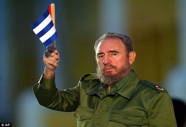 Mort d'une légende Fidel Castro, le père de la révolution cubaine décédé hier