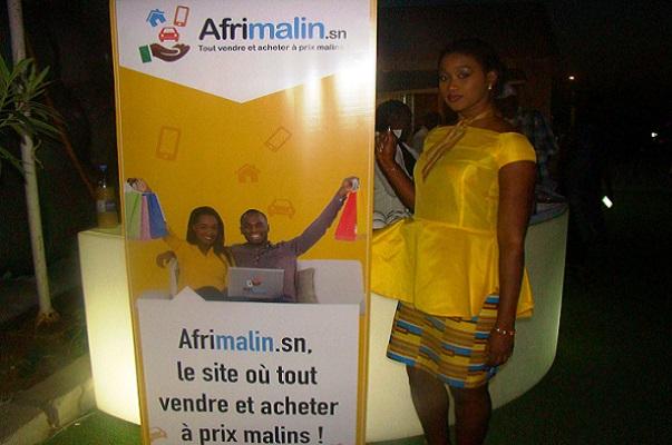 Afrimalin s'intéresse au marché sénégalais du e-commerce