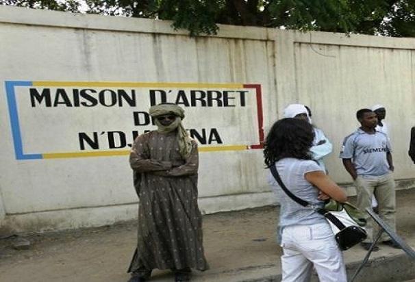 Tchad Deux leaders de l'opposition incarcérés à la maison d'arrêt de N'Djamena