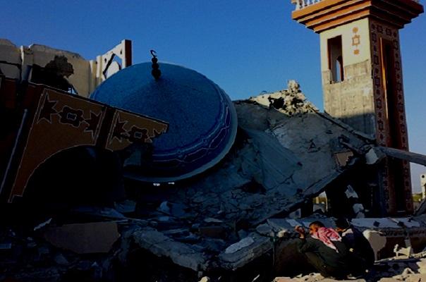Saint-Louis les deux mosquées finalement détruites, après bien des échauffourées …