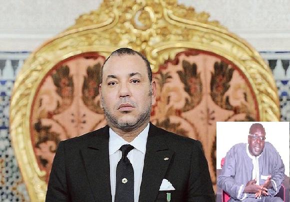 Boubacar Seye de HSF plus que jamais convaincu que « le Roi Mohammed VI, est le leader africain qui remettra le continent sur les rails »