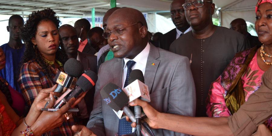 Omar Gueye, ministre de la pêche sur le nouveau code de la pêche mauritanien: « Il nous impose  une partie difficile »