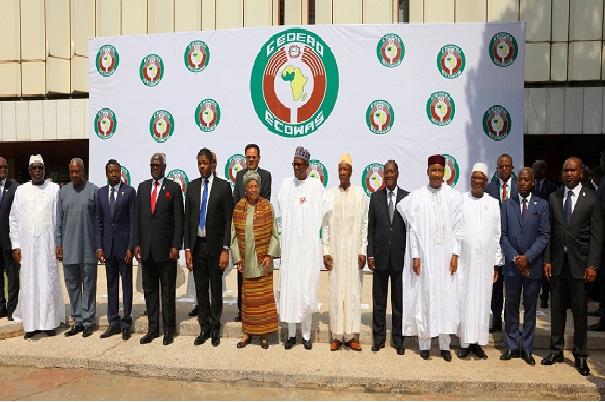 CEDEAO Le chômage des jeunes ouest-africains,  la pauvreté et autres préoccupent le président nigérian Buhari