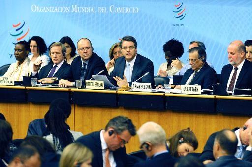 Echanges commerciaux en 2017 : Une augmentation  du commerce mondiale de +2,3% prévue