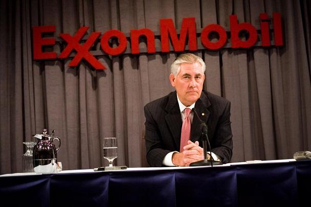 USA Trump aurait choisi le PDG d'ExxonMobil Rex Tillerson comme secrétaire d'Etat, info démentie par son camp