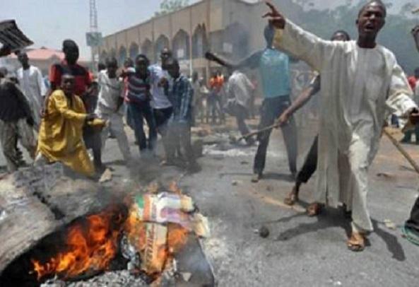 Ghana les prophéties d'un pasteur suscitent colère et protestation des populations
