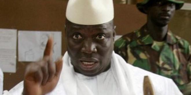Gambie : Yaya Jammeh rejette les résultats de l'élection présidentielle