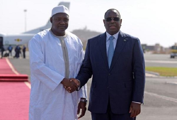 L'intervention du Sénégal en Gambie relève de la diplomatie préventive, clarifie le président Macky Sall