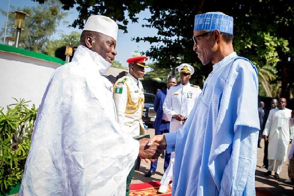Nigéria La chambre basse a voté pour offrir une issue de secours à Yaya Jammeh