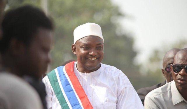 Crise gambienne :   Amnesty International rappelle à  Adama Barrow ses promesses