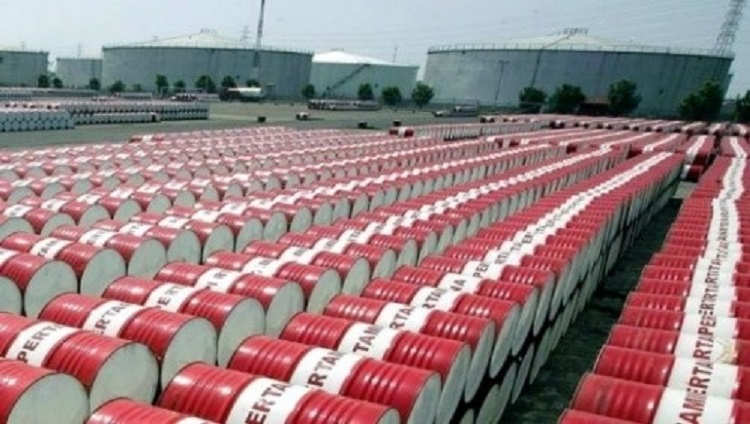 Pétrole : l'offre mondiale estimée  à 96,1 millions de barils par jour