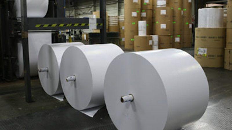 Industries du papier et du carton : L'activité connait une croissance de 84,6%