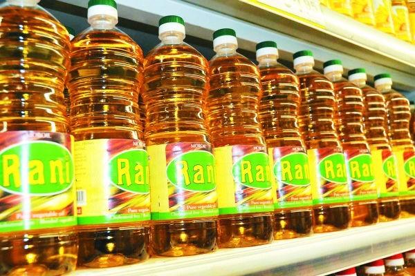 Huiles végétales : Baisse de 0,6% du prix du litre notée