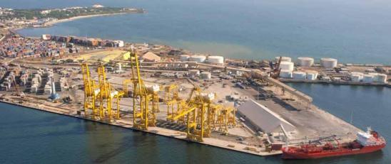 Projets de grande envergure : Le Chef de l'Etat annonce le lancement du port à conteneurs de Ndayane et le port minéralier de Bargny