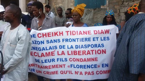 Affaire du Sénégalais condamné à 30 ans de prison : Horizon Sans Frontières demande à Macky Sall de prendre le dossier en charge