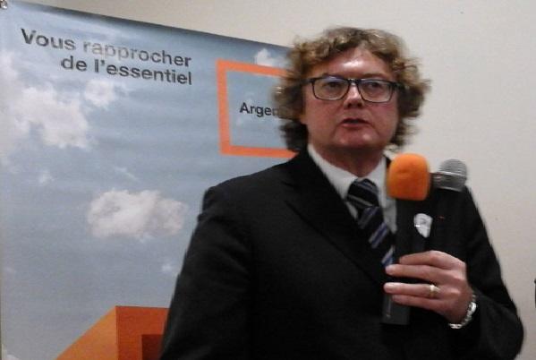 Décès d'Éric Bouquillon Directeur Général d'Orange Guinée