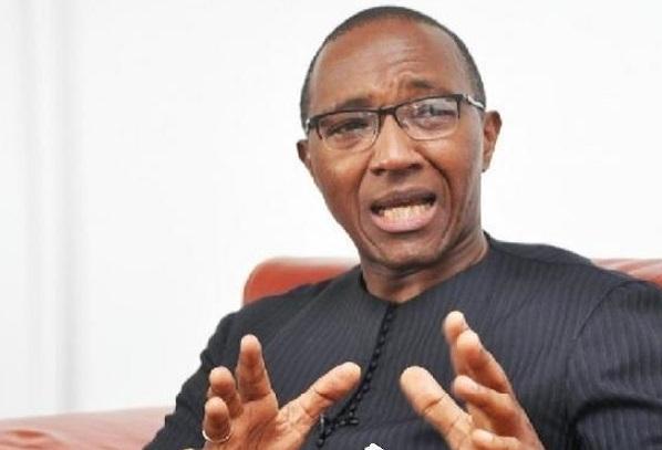 Paix sociale au Sénégal : ça dépend du respect de la Constitution et de la Loi par le régime en place, selon l'ancien PM Abdoul Mbaye