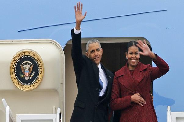Sondage: Les historiens classent Barack Obama comme le 12ème meilleur président des Etats-Unis