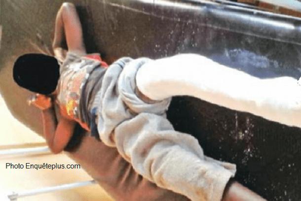 Grosse bourde médicale à l'hôpital de Grand-Yoff : Le Calvaire d'un enfant de six ans…(S. enquêteplus.com)
