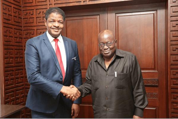 CEDEAO En tournée à Accra Marcel de Souza souligne des actions prioritaires pour la stabilité de la sous-région