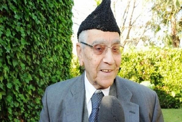 Maroc  Décès à 92 ans de Mhamed Boucetta , le leader du plus ancien parti politique du pays