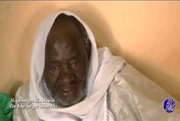 Touba pleure Serigne Afia Mbacké Falilou  : Le fils de Serigne Fallou Mbacké, le deuxième khalife, s'est éteint