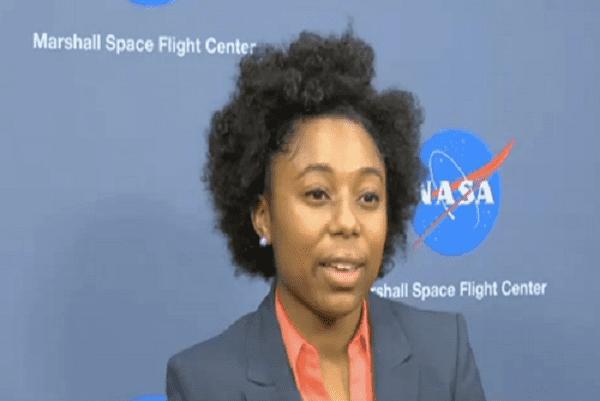 Graine de génie Tiera Guinn, 22 ans, travaille déjà pour la NASA comme ingénieur