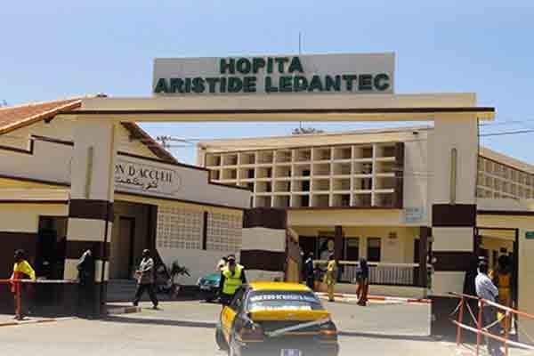 Santé : Macky Sall inaugure bientôt la nouvelle maternité de l'hôpital Le Dantec