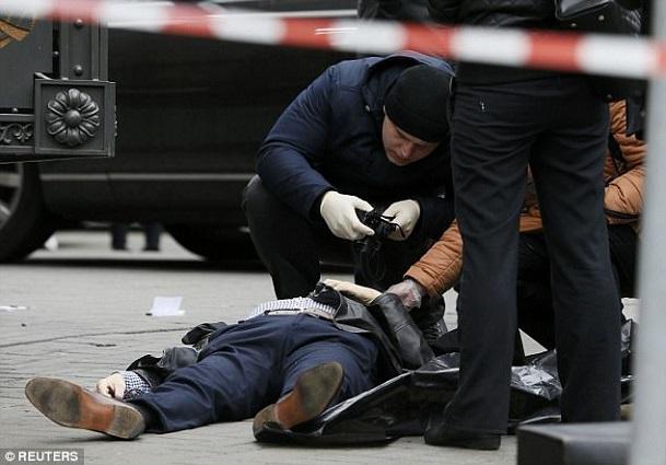 Ukraine Denis Voronenkov, un ex député russe qui avait « contré » Poutine, assassiné à Kiev