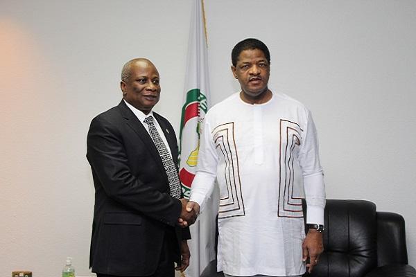 Coopération  La CEDEAO et le  PNUD se proposent de renforcer davantage leurs liens