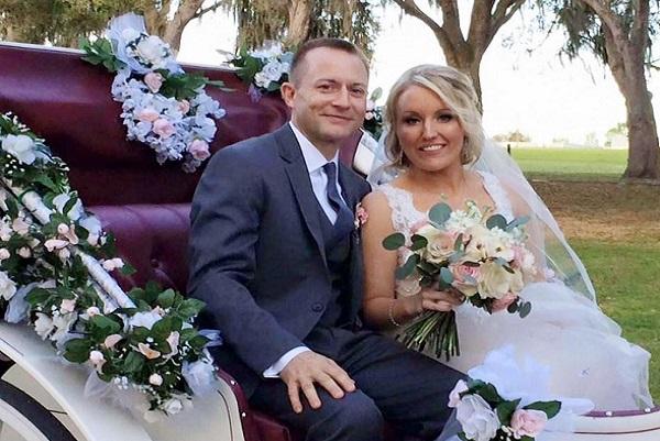 Floride Secourue après avoir reçu plus 30 coups de poignards, elle épouse son sauveur, 5 ans plus tard