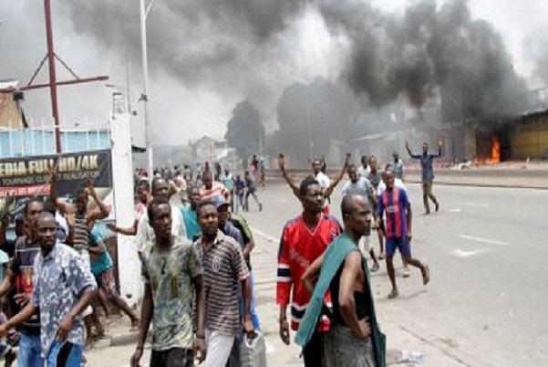 RDC : Bilan provisoire de 50 morts en deux jours d'affrontements à Mweka (Kasaï)