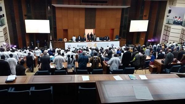 Afrique de l'Ouest : Le Rotary International invité à toujours bien servir les communautés