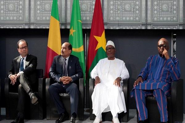 Exposition François Hollande célèbre les «Trésors de l'islam» avec ses homologues ouest-africains