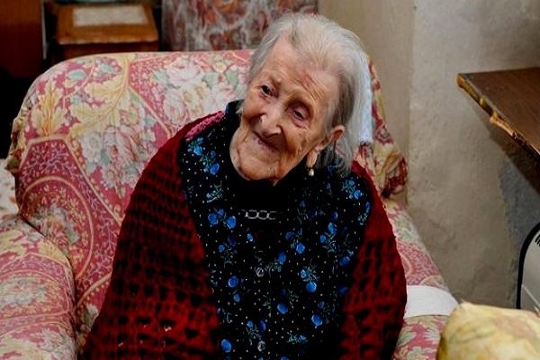Décédée ce samedi à 117 ans, Emma Morano la doyenne de l'humanité était née en novembre 1899