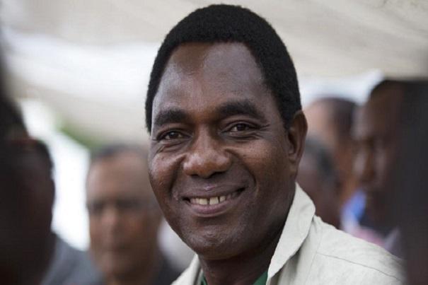 Zambie: arrestation du chef de l'opposition Hakainde Hichilema, pour « trahison »