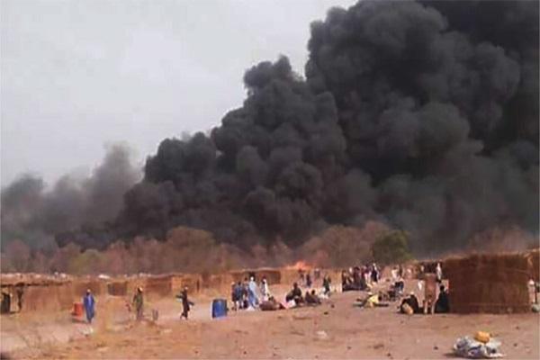 Incendie au Daaka de Médina Gounass : le bilan s'alourdit à 29 morts et 70 brûlés