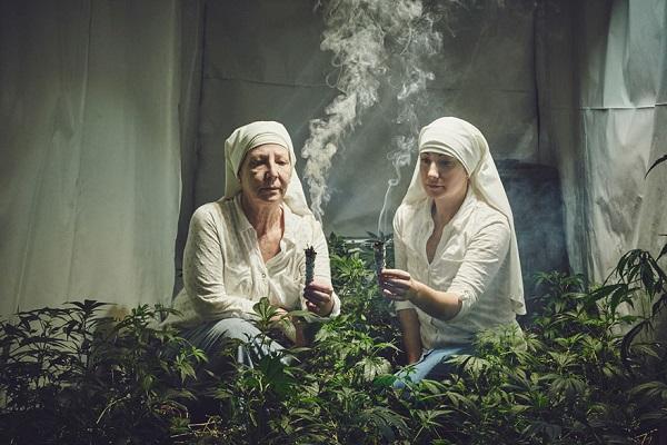 Les sœurs de la vallée, ces nonnes qui font pousser de la marijuana