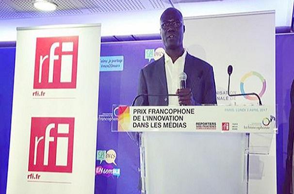 OIF le «Prix francophone de l'innovation dans les médias»  décerné au site francophone d'Africa Check