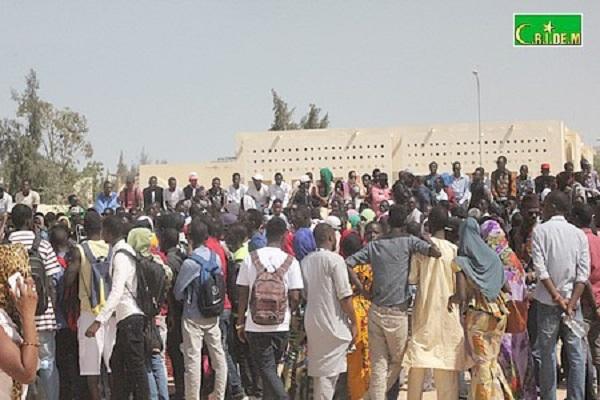 Ouverture du procès des dix jeunes arrêtés lors de la marche pacifique de la jeunesse mauritanienne