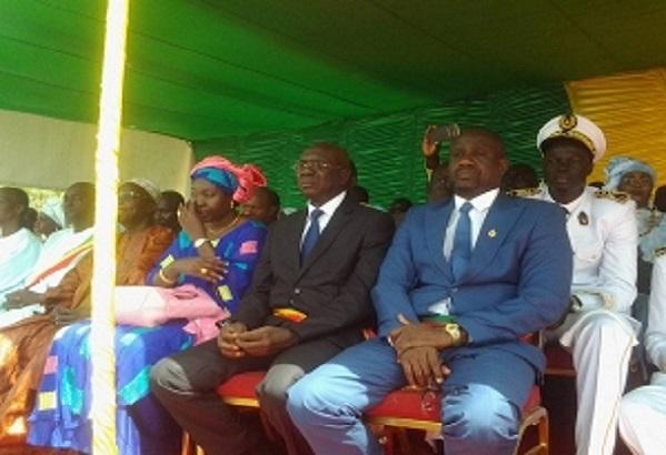 Louga célèbre la fête sans Mme le ministre Aminata Mbengue Ndiaye  et le maire de la Commune Moustapha Diop