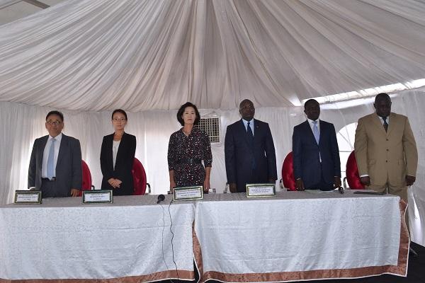 Ecole nationale de formation maritime (ENFM) : le changement de statut annoncé par   Le ministre de la pêche