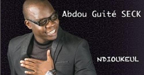« Ndioukeul » : Le nouvel album d'Abdou Guité SECK sur le marché