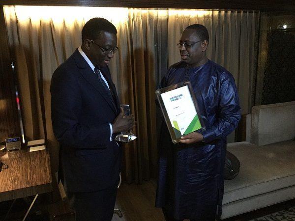Prix African Banker Award 2017 : Amadou Ba primé meilleur ministre des finances d'Afrique