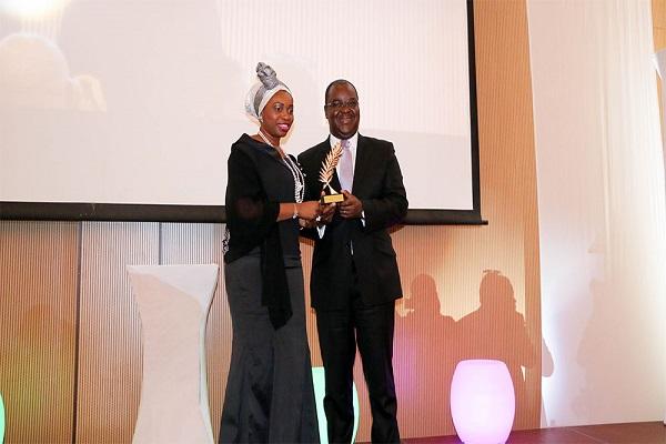 La BRVM prix d'honneur de la performance à la 8ème édition des bâtisseurs de l'économie africaine