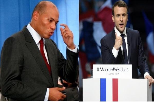 Macron-Karim la nouvelle génération de leaders pour les destinées